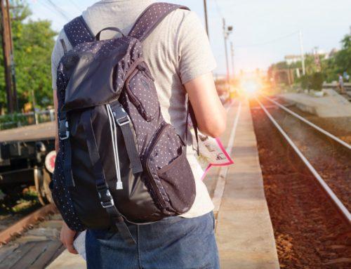 Wsiąść do pociągu… zadbać o bilet!